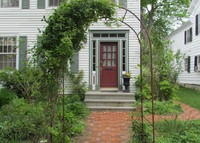 Charming three-bedroom/two-bath 1850 home in historic Hyde Park