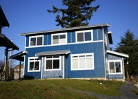 2011 Urban, 1600 sq ft built green home in community.