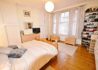 1 bed Victorian Flat in leafy Tufnell Park, London