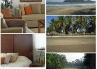 3 Bedroom Beachfront Condo in a gated community in Manzanillo Mexico