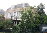 Spacious House, large garden at only 10 min from Amsterdam City Centre