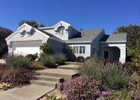 Suburban Home Near San Francisco and Napa, California