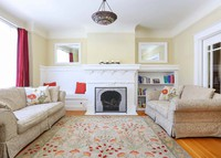 Large 4BR Edwardian close to GG Park, muni, restaurants, museums, etc.