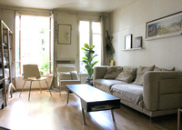 Nice atypical flat in Paris - 1 bedroom 2 people