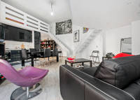 Super modern lovely loft  in the heart of Rome !