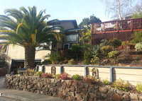 3 BR home , hot tub, mountain views, wine country, hiking, beaches.