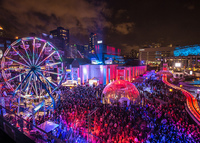 Plunge into Montreal's winter festivals and snow activities !