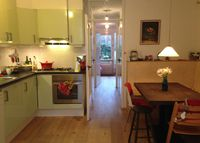 Perfectly located and cosy ground floor appartment in Amsterdam