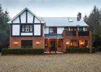 Mock Tudor House, contemporary touches.Great touring destination.