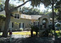 Peaceful and comfortable Amelia Island home 5 minute walk to beach