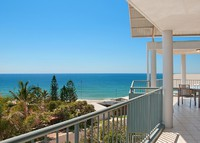 The world's best beach - Noosa Sunshine Beach Qld 3 bdr penthouse