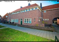 Co-op with big sunny backyard in green Hilversum, 20 min to Amsterdam!