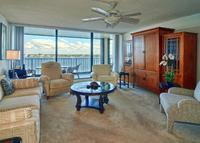 2 bdrm condo, fantastic VIEW from ALL rooms, beach 5 min, car