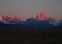 El Chaltén family home with garden, 2 bedrooms, great views!