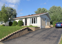 3 bedroom bungalow close to Old Quebec and to the great outdoors