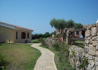 holiday house in north Sardinia