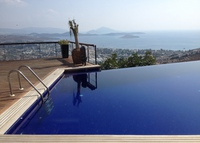 Beautiful home with private pool and stunning views of Bodrum.