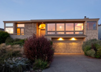Ocean views in Bodega Bay