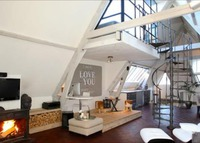 EXQUISITE LOFT IN CENTRAL ROTTERDAM CLOSE TO AMSTERDAM, PARIS, LONDON