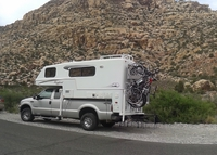 Turtle Mountain Comfort, Or our Small Motorhome.