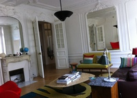 3 bedroom familly apartment in Paris at Le Marais