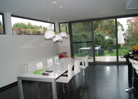 Modern Family House with garden near Brussels searching august 2015