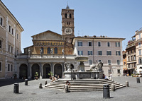 Trastevere district, center of Rome! walking distance from everything!