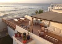 Punta Hermosa Beach House; Perfect for surfers, beach lovers