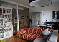 3 bedrooms flat full of light in the best location in Madrid