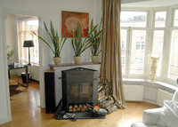 Spacious Sunny 160 m2 double floor apartment in Old West Amsterdam