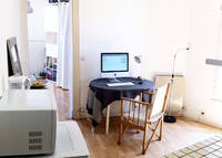 my central 1br flat in Paris for your Nyc or Berlin - May 2015
