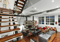 heritage industrial - 4 level home - vibrant fitzroy (Melbourne)