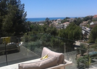 Contemporary Large Villa South of Barcelona -  Sitges