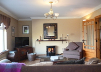 3 Bedroom House with spectacular views. 15 minutes from Galway city