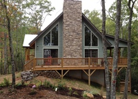 4 BEDROOM MOUNTAIN HOME IN BEAUTIFUL APPALACHIAN MOUNTAINS