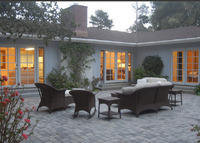 Pebble Beach home. Warm and inviting 3bed/2bath, huge outdoor patio.