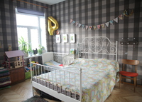 Artistic big flat in the city center of St.Petersburg