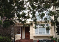 Prime San Francisco neighborhood, charming 4bed flat, near everything