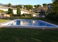 house with swiming-pool near to Barcelona and the beach