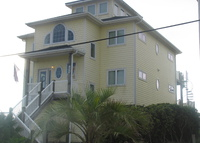 Oceanfront (5 Q & 4 Bunk BdRms) in Surf City on Topsail Island, NC
