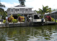 Beautiful waterfront  home in Manasota Key, Fl  4 Bed, 3 Bath, dock