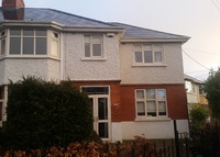 Comfortable four bed family home in Dublin.