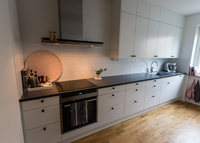 Renovated flat.Next to the beach and citycenter. 20min to Copenhagen