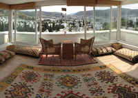 Traditional Bodrum House next to the Yacht Club and Marina