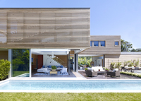 Stunning Architect Owned Modern Home in The Hamptons