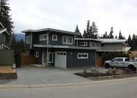 New Contemporary Chalet in the Whistler Resort area.