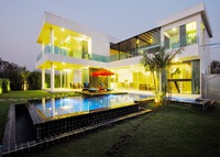 Aria Lake & Golf Villa , Luxury villa in golf course w private pool