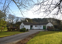 Detached rural retreat close to Bath in Somerset England
