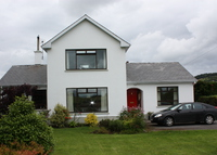 Family home in a rural setting close to Sligo town.