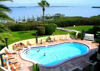Florida Waterfront Gulf & Bay Condo with Pool & Spectacular Views